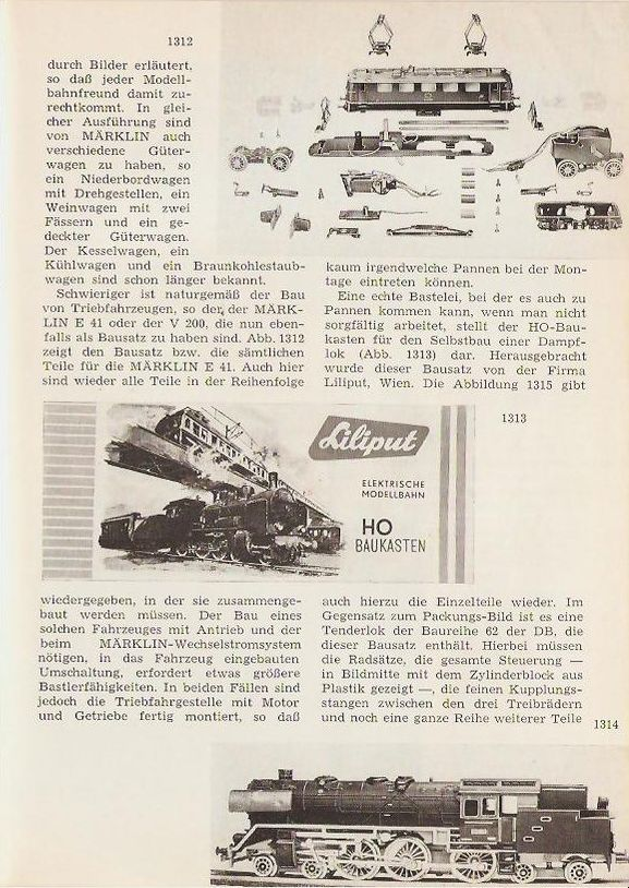 Lok - und Waggon - Bausätze Faller Magazin
