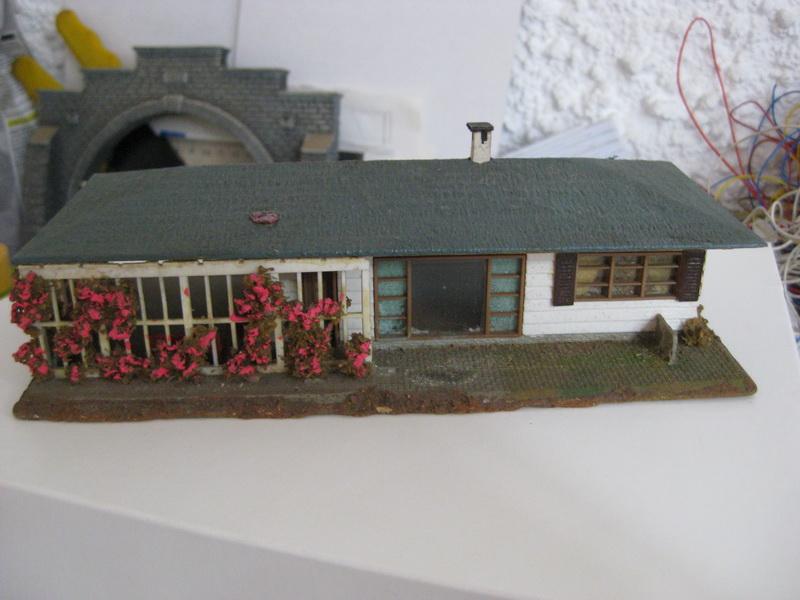 Faller Ranchhaus 263 u. 261