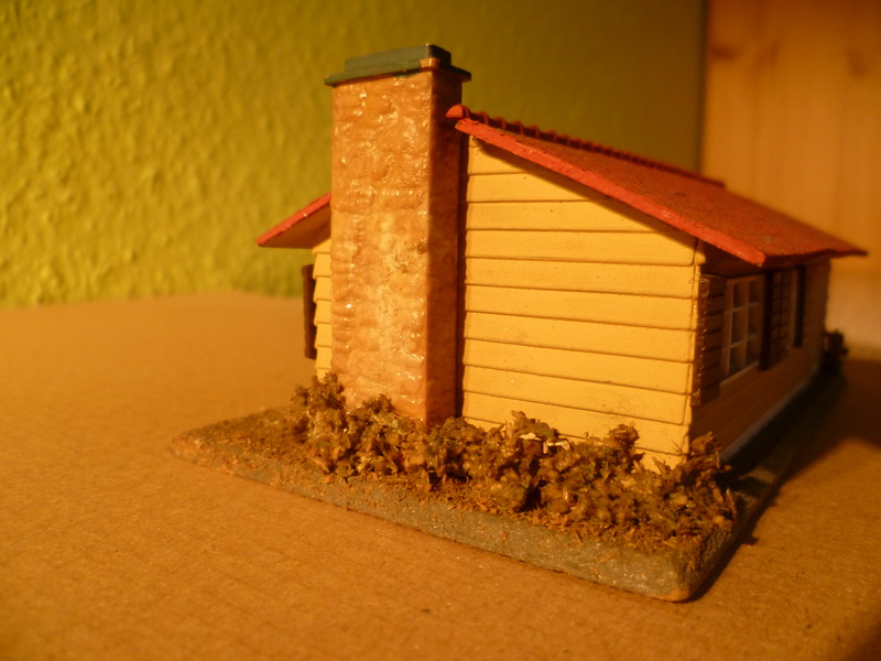 Faller 267 Ranchtyp-Haus