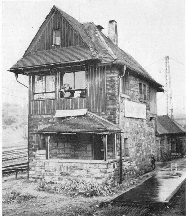 Faller Stellwerk Darmstadt B-126