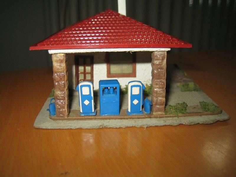 Tankstelle Wiad Nr. 1062