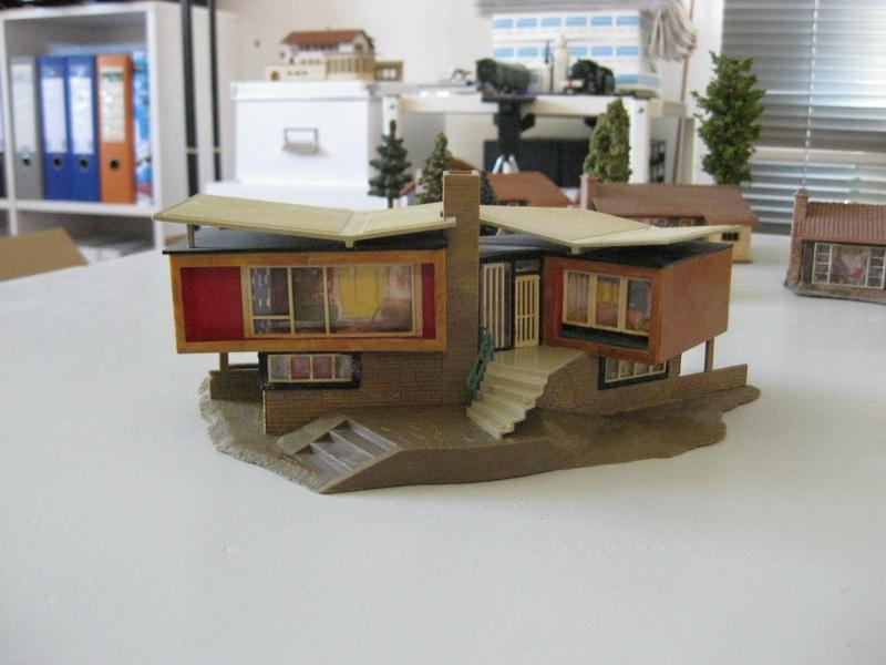 Faller Villa im Tessin B-271
