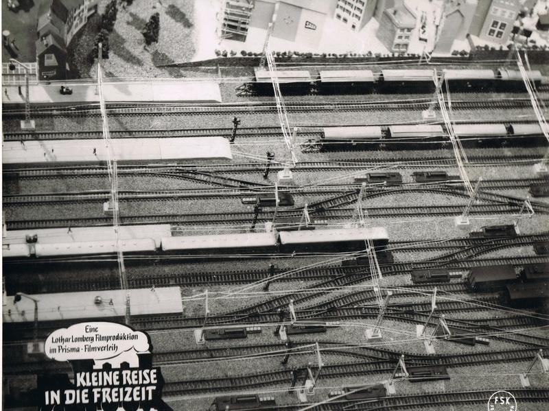Fotos Film Kleine Reise in die Freizeit, 1958