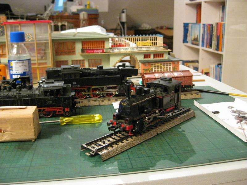 Fleischmann 1315 Dampflok T3
