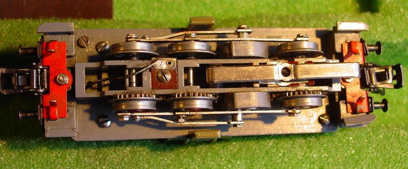 Fleischmann 1360 G Ee 3/3 Umbau auf Märklin