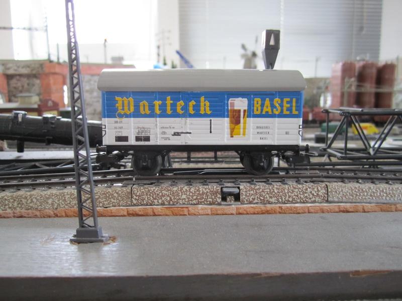 Fleischlin Kühlwagen 1212/4505