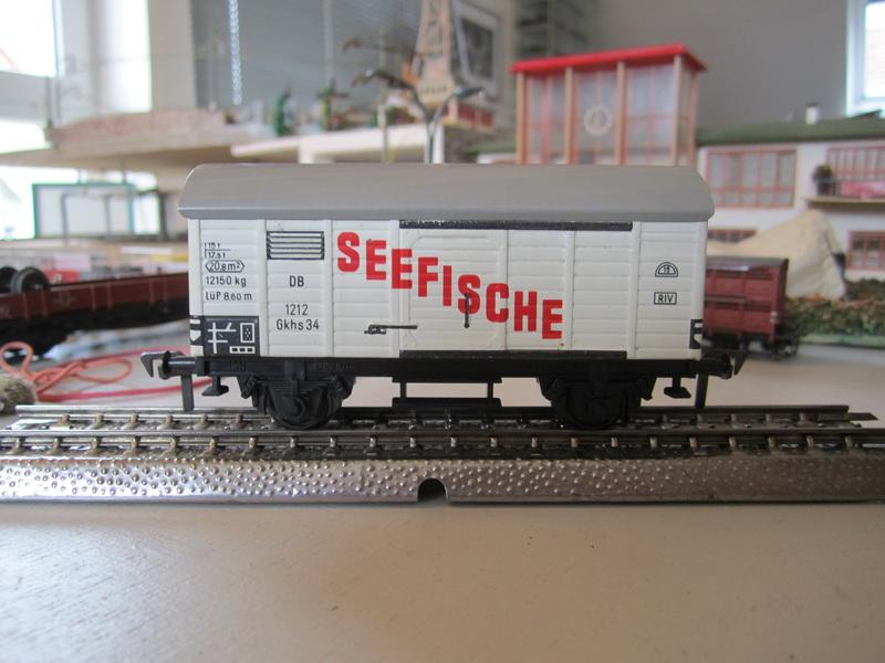 Fleischmann Kühlwagen 1212