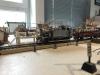 Freelance Dampflok Metall Unikat