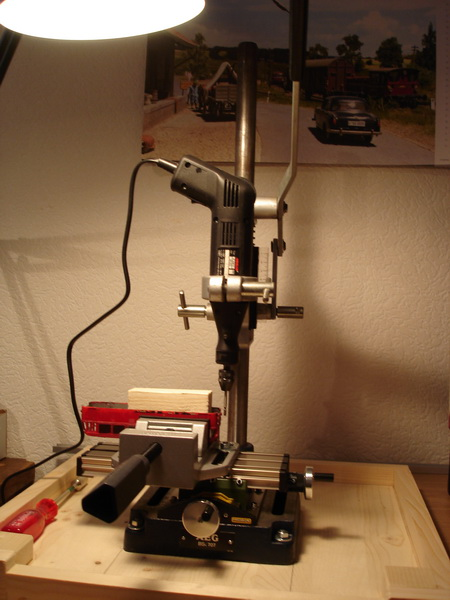 Freelance Umbau VT 55 für Märklin