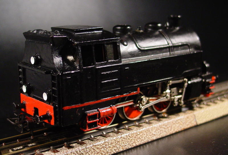 Freelance Umbauten H0 Trix Express
