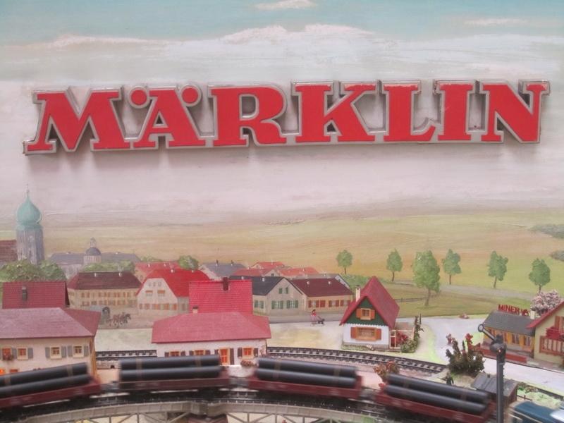 Gaggenau 2016 - Märklin Werksanlagen