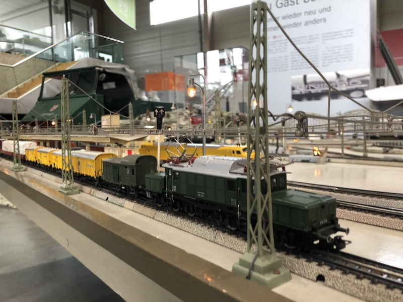 Gaggenau 2019 - Märklin Werks-,Vorführ-, Fertiganlagen