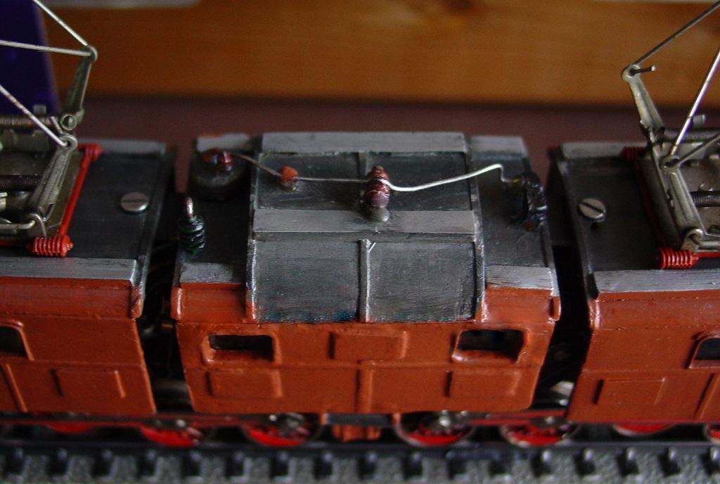 George E. Mellor (GEM) Bausatz E 91