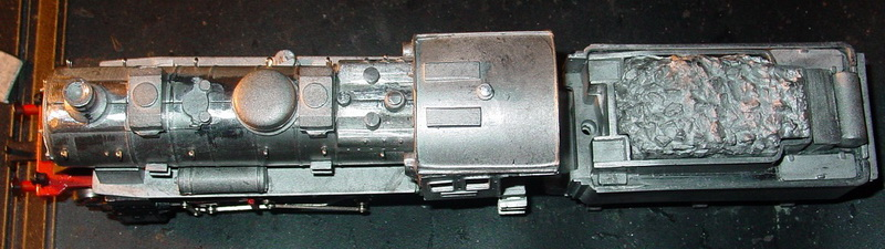 GEM BR 56 Bausatz