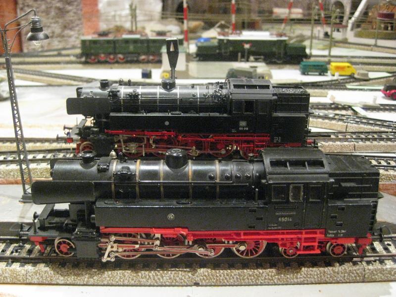 Fleischmann Modelle BR 65
