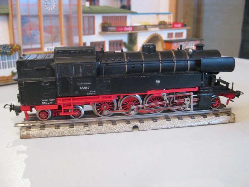 Fleischmann Lok BR 65014 - Fleischmann 1324