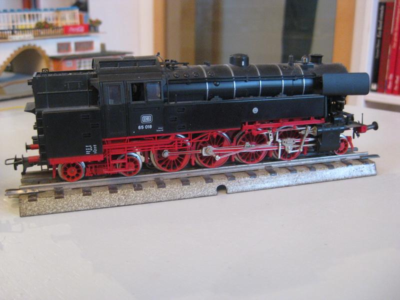 Fleischmann Modell BR 65018 - Fleischmann 4065