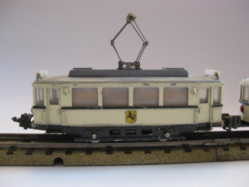 Hamo Straßenbahn T 205