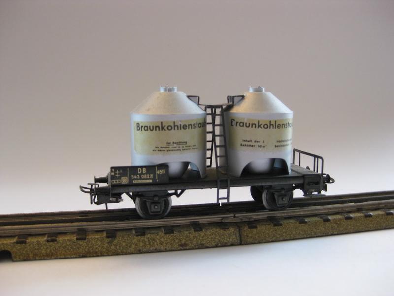 Märklin H0 4511.3 - 308/2 Kohlenstaubwagen