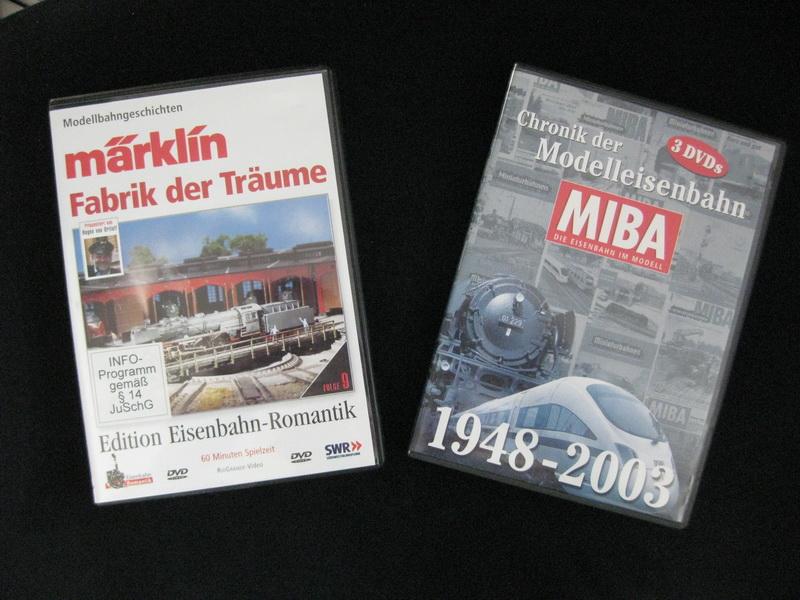 Videos, DVDs und CDs