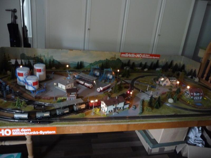 Märklin Fertig-Anlagen