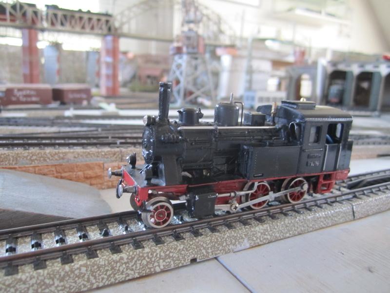Märklin Umbau-Unikat BR 70