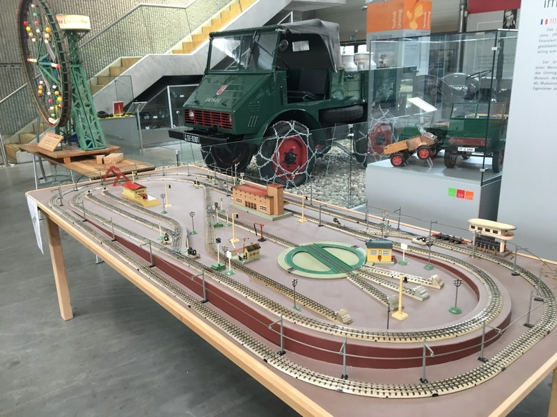 Gaggenau 2018 - Märklin Werksanlagen