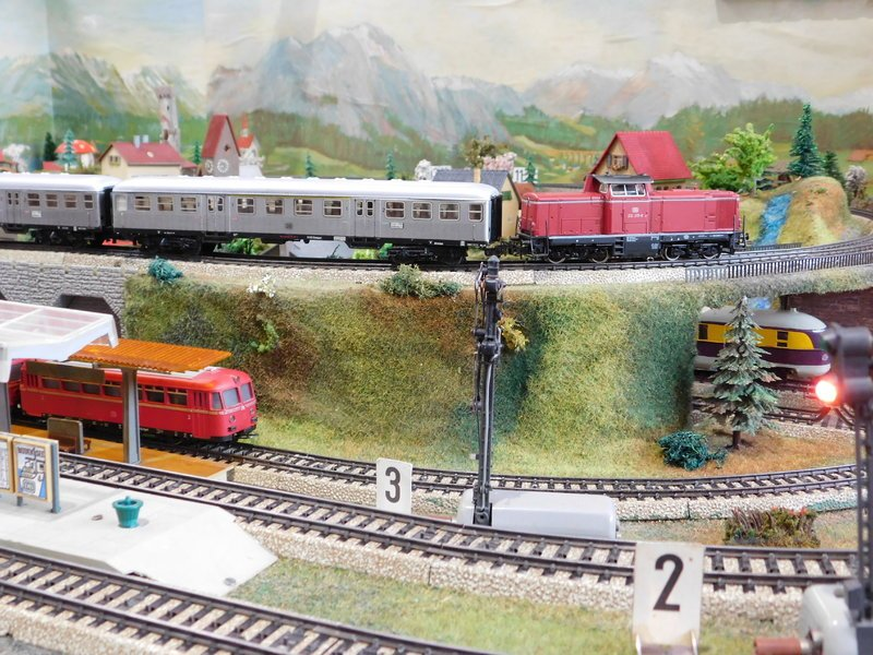 Gaggenau 2020 - Märklin Werksanlage 0472