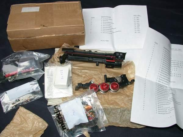 Märklin Teilesatz 3948, BR 01