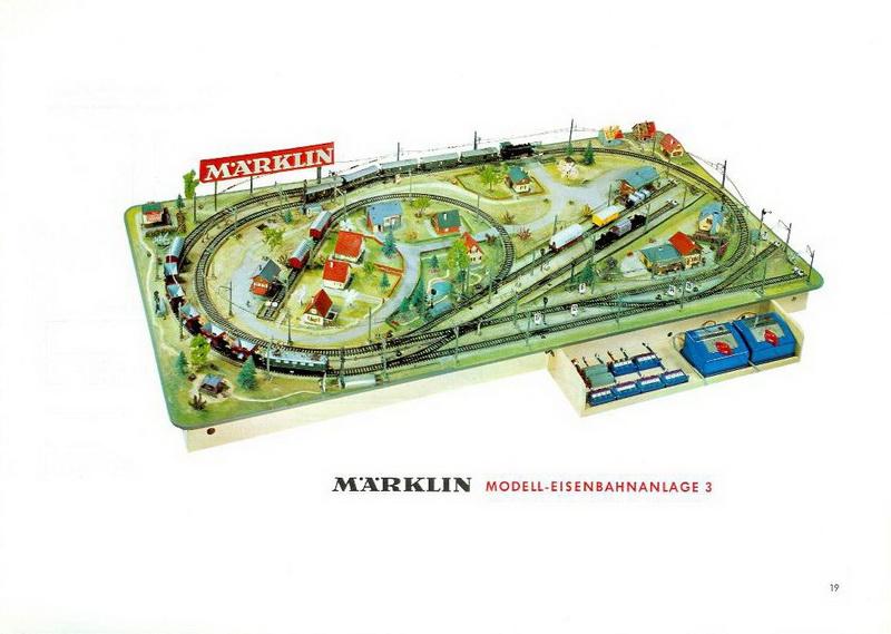 Märklin Gleisanlagen Spur H0 - 0350, MA 05 72