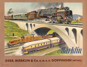 Märklin Katalog 1933/34 D10