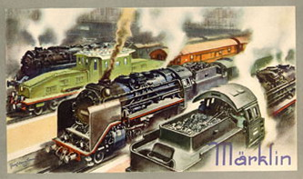Märklin Katalog 1935/36 D12