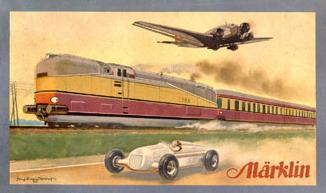 Märklin Katalog 1936/37 D13