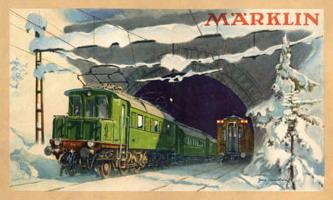 Märklin Katalog 1937/38 D14