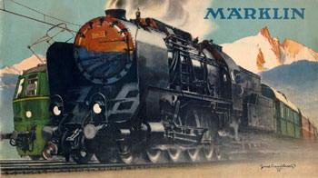 Märklin Katalog 1938/39 D15
