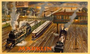 Märklin Katalog 1939/40 D16