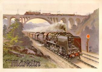 Märklin Katalog 1931 D8