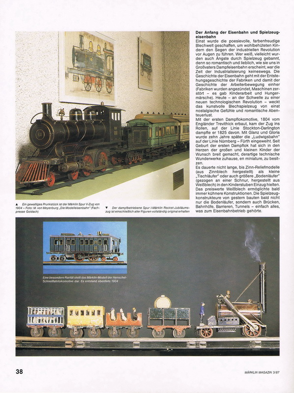 Der Eisenbahnkönig und seine Schätze