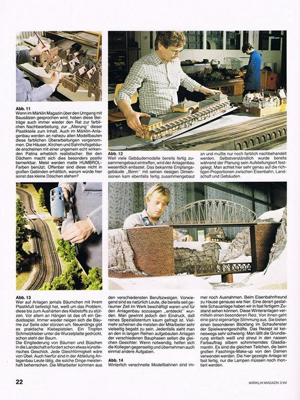 Märklin Magazin 3/84