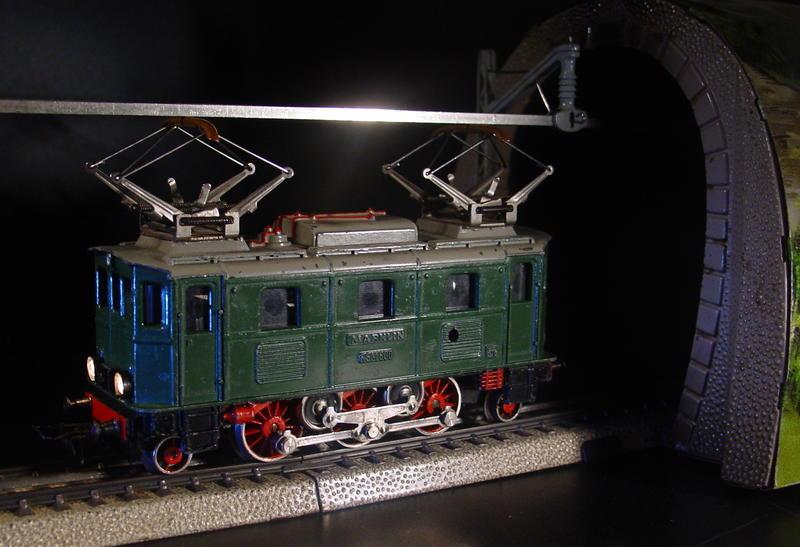 RSM 800 1C1 Umbau Märklin