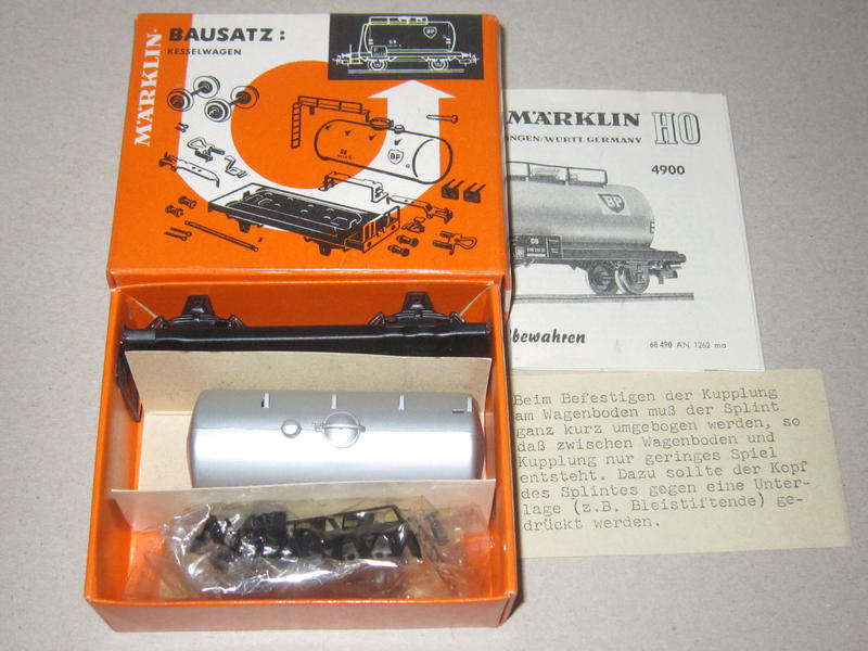 4900 – BP-Kesselwagen