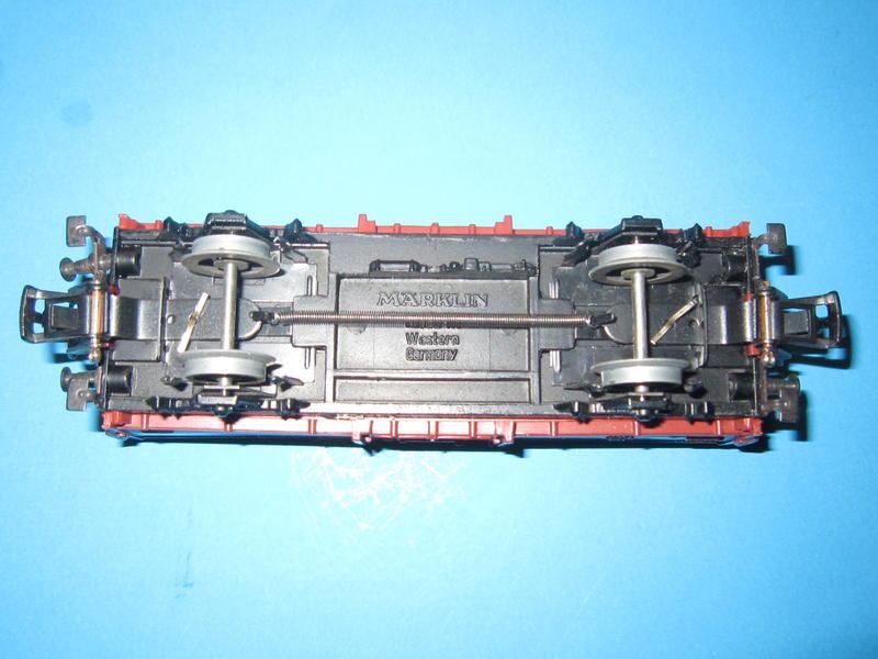 Märklin 4902 – Bausatz, offener Güterwagen 4602