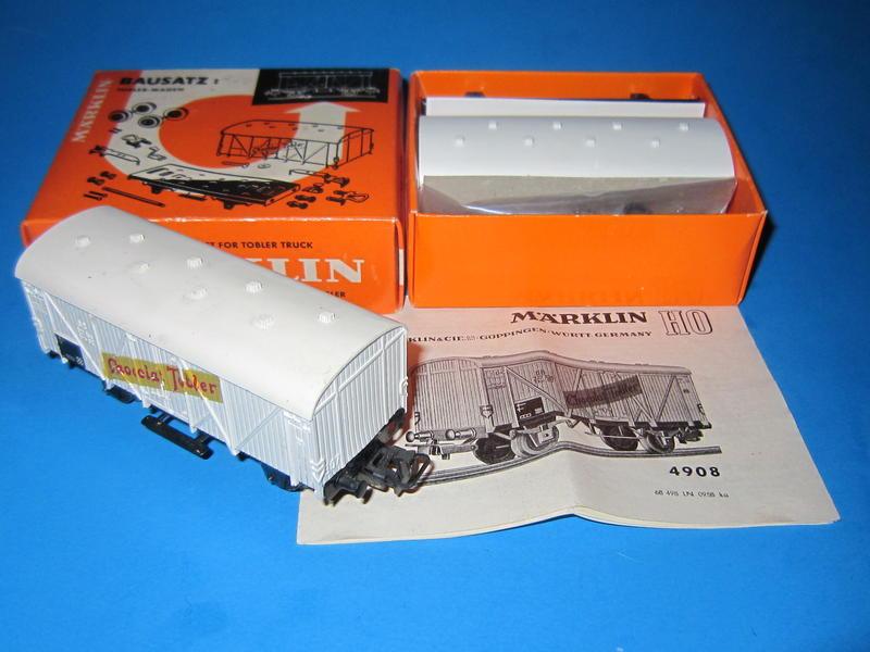 4908 – Bausatz, Kühlwagen 4508