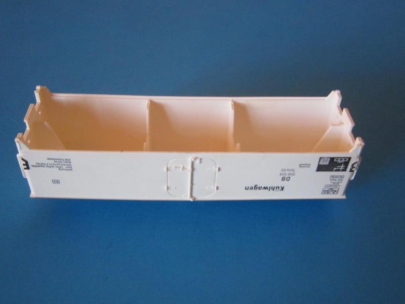 Märklin 4918 – Bausatz, Kühlwagen 4620