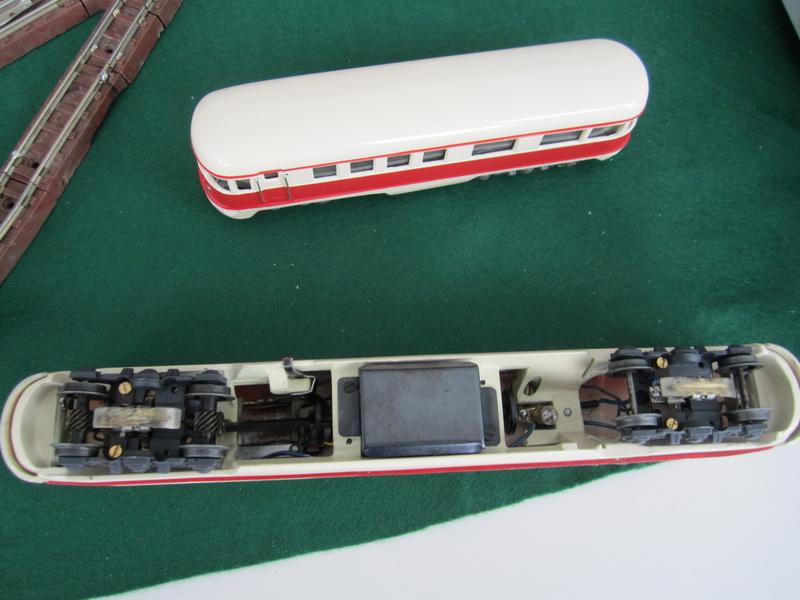 Triebzug Unikat aus DT 800