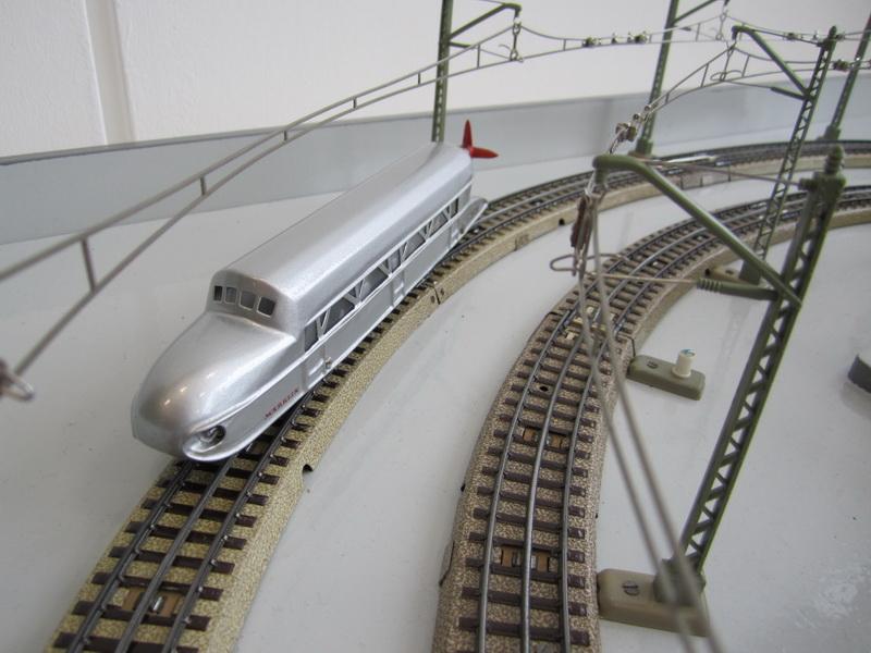 Märklin Schienen-Zeppelin Unikat