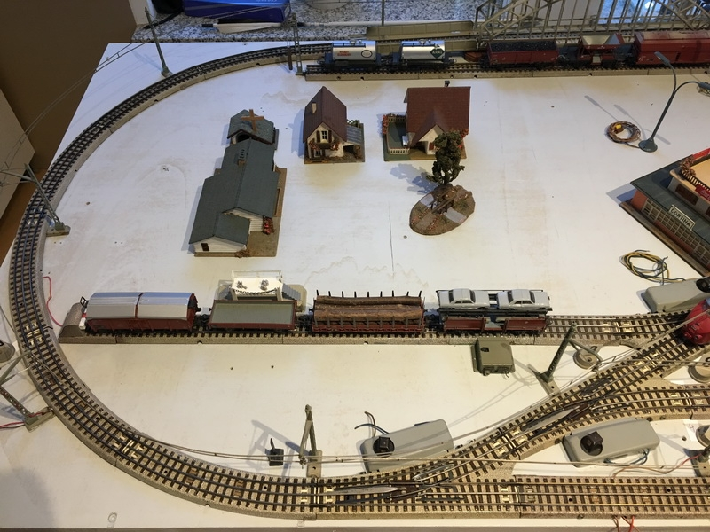 Meine allerletzte Märklin Bahn