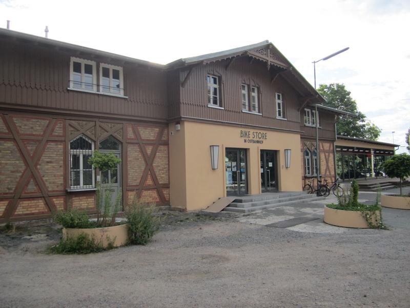 Ostbahnhof Darmstadt