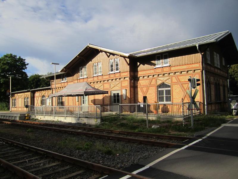 Bahnhof Darmstadt Ost