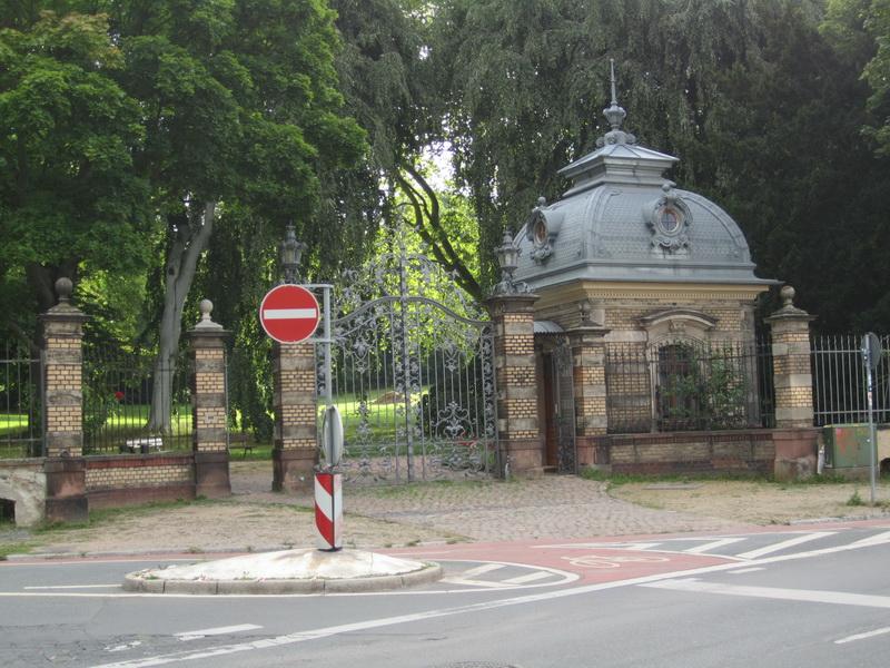 Rosenhöhe Darmstadt